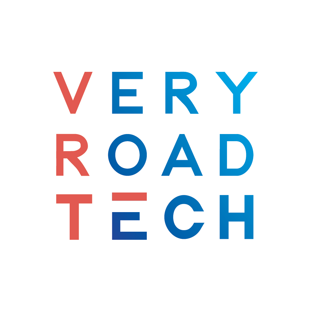 Logo Very Road Tech Footer